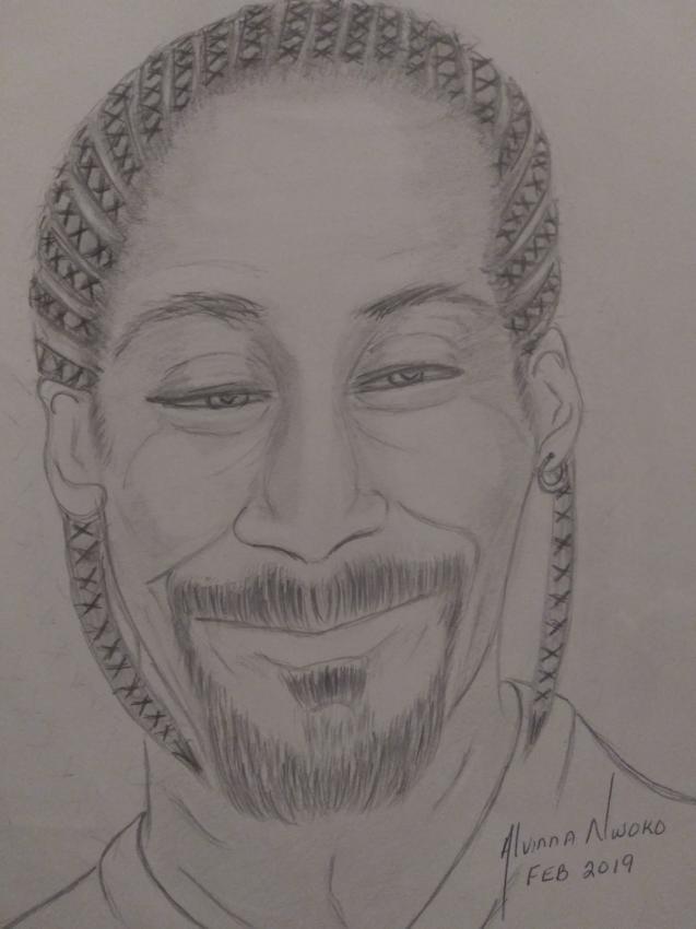 Snoop Dogg par Vinna